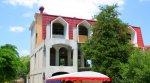 Недостроенная минигостиница в Алуште на набережной