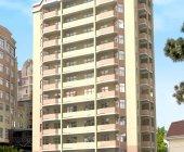 Продам торгово-офисные и жилые помещения в  центре города Алушта
