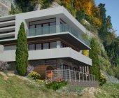 Продается новый дом в г.Алушта в районе Центральной набережной