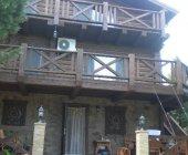 Деревянный дом в Крыму возле моря - Алушта, кооп. Дельфин