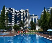 Продажа однокомнатной квартиры в городе Ялта пос. Гурзуф комплекс