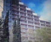 Продажа в новом доме два апартамента Алушта пос. Партенит