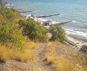 Продажа участка на берегу в городе Алушта